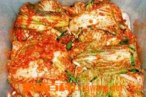 正宗辣白菜的腌制方法